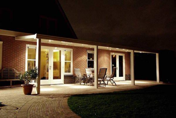 De ideale veranda verlichting