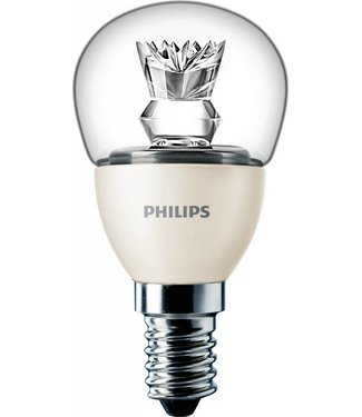 Philips Ledluster Bol led 3,5 Watt, dimbaar, E14 fitting (kleine fitting)