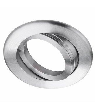 Inbouwspot aluminium armatuur kantelbaar