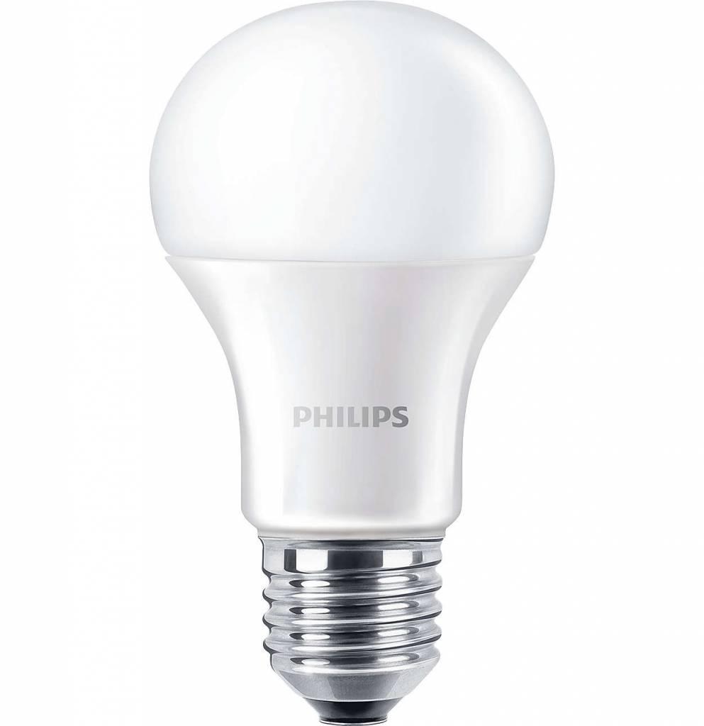 Ledlamp Vervangt Watt 5 E27 Deze Philips Led Gloeilamp Lamp8 Een Van WitGrote WattDimbaarWarm Fitting Ca60 On0wP8k