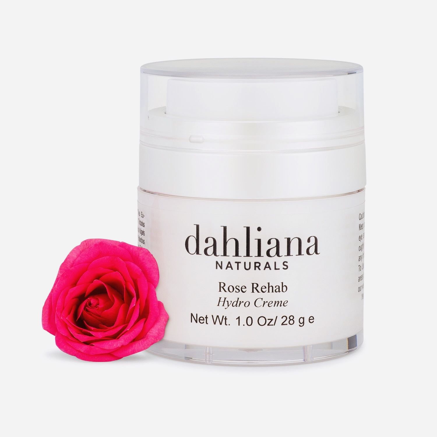 Dahliana Rose Rehab Creme-1.0 oz