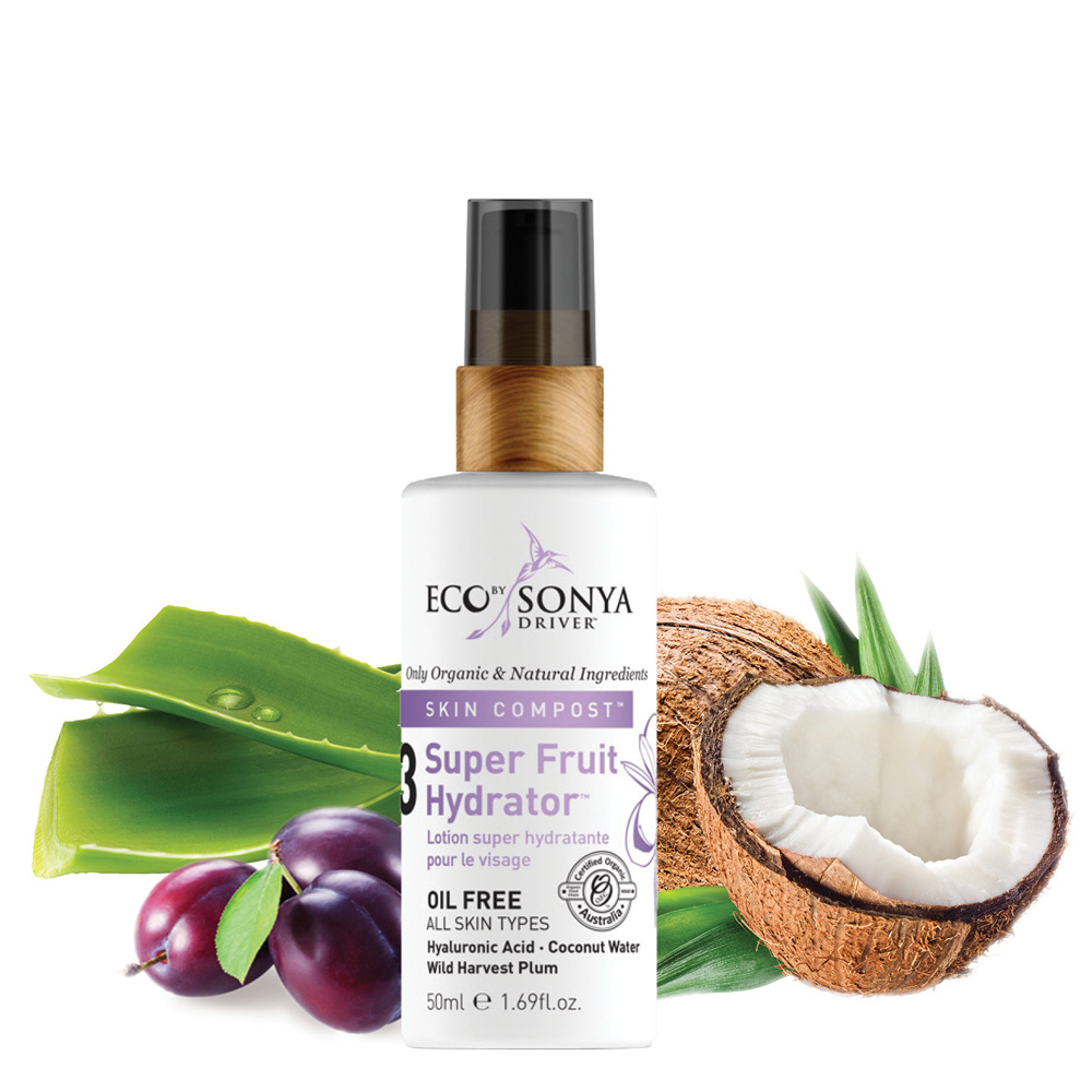Eco by Sonya Eco by Sonya Organic Super fruit hydrator50ml -Organic Tan| 100% Natuurlijk & Vegan
