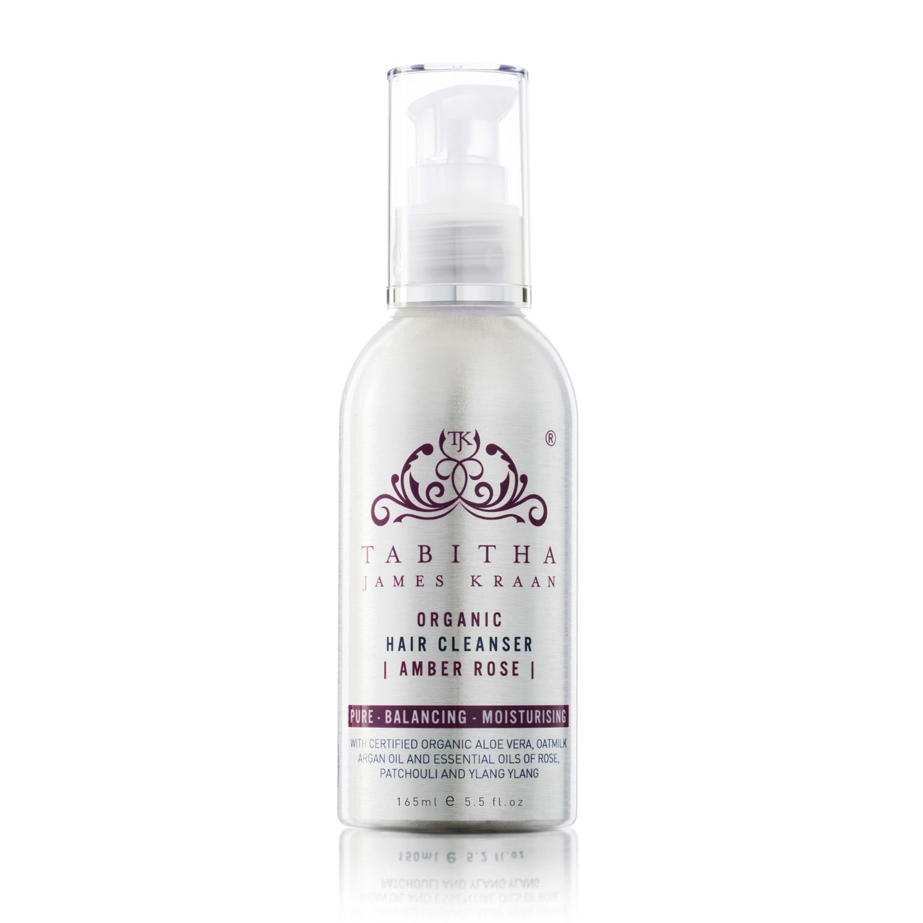 Tabitha James Kraan Tabitha James Kraan Haar Cleanser amber rose 165 ML