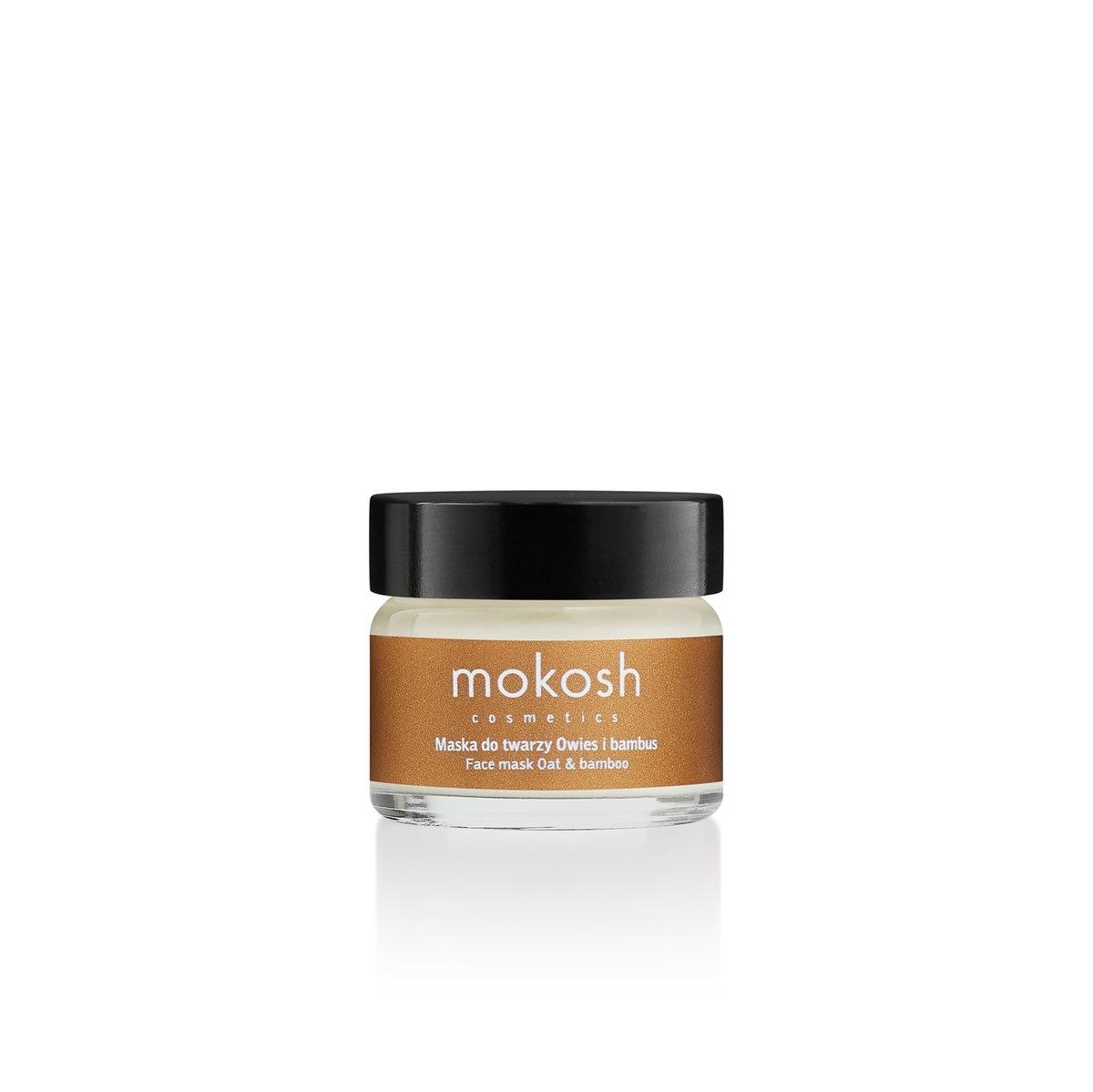 MOKOSH Mokosh | Lifting Face Mask Oat & Bamboo 15ml