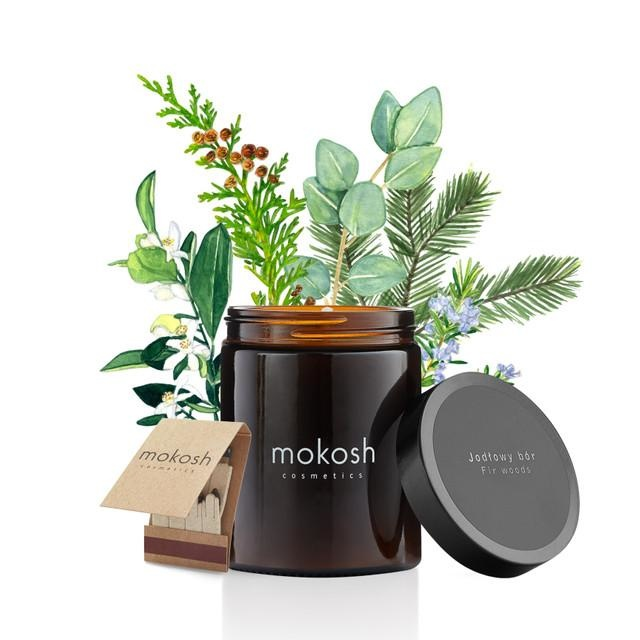 MOKOSH Mokosh | Plant Soy Candle Fir Woods