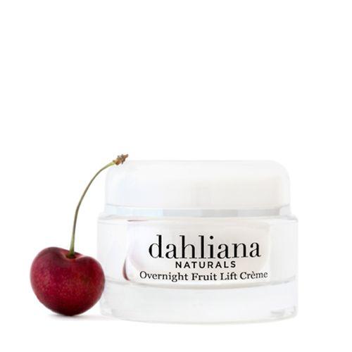 Dahliana Natuurlijke anti-aging nachtcrème/Overnight Fruit Lift Crème