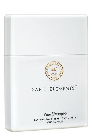 RARE EL'EMENTS Pure Shampoo - 255 ml.