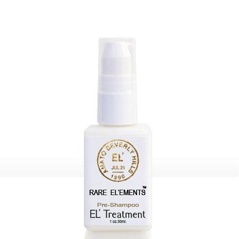 RARE EL'EMENTS Pre-Shampoo Hair and Scalp Serum - 1oz