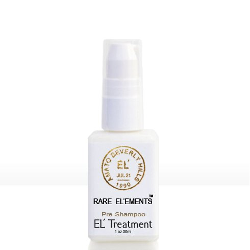 RARE EL'EMENTS Pre-Shampoo Hair and Scalp Serum - 29ml