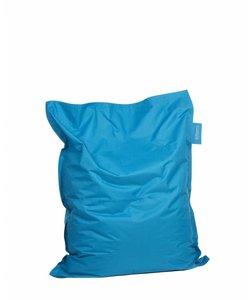Loungies Classic klein kinderzitzak blauw