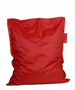 Loungies Classic groot zitzak rood