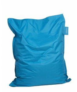 Loungies Classic groot zitzak aqua blauw