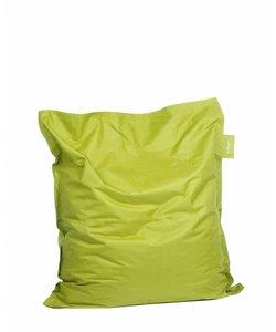 Loungies Classic middel zitzak lime groen