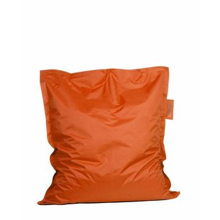 Loungies Classic middel zitzak oranje