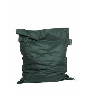 Loungies Classic middel zitzak donker groen
