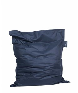 Loungies Classic middel zitzak donker blauw