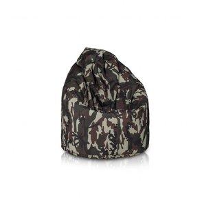 Bomba Relax zitzak camouflage