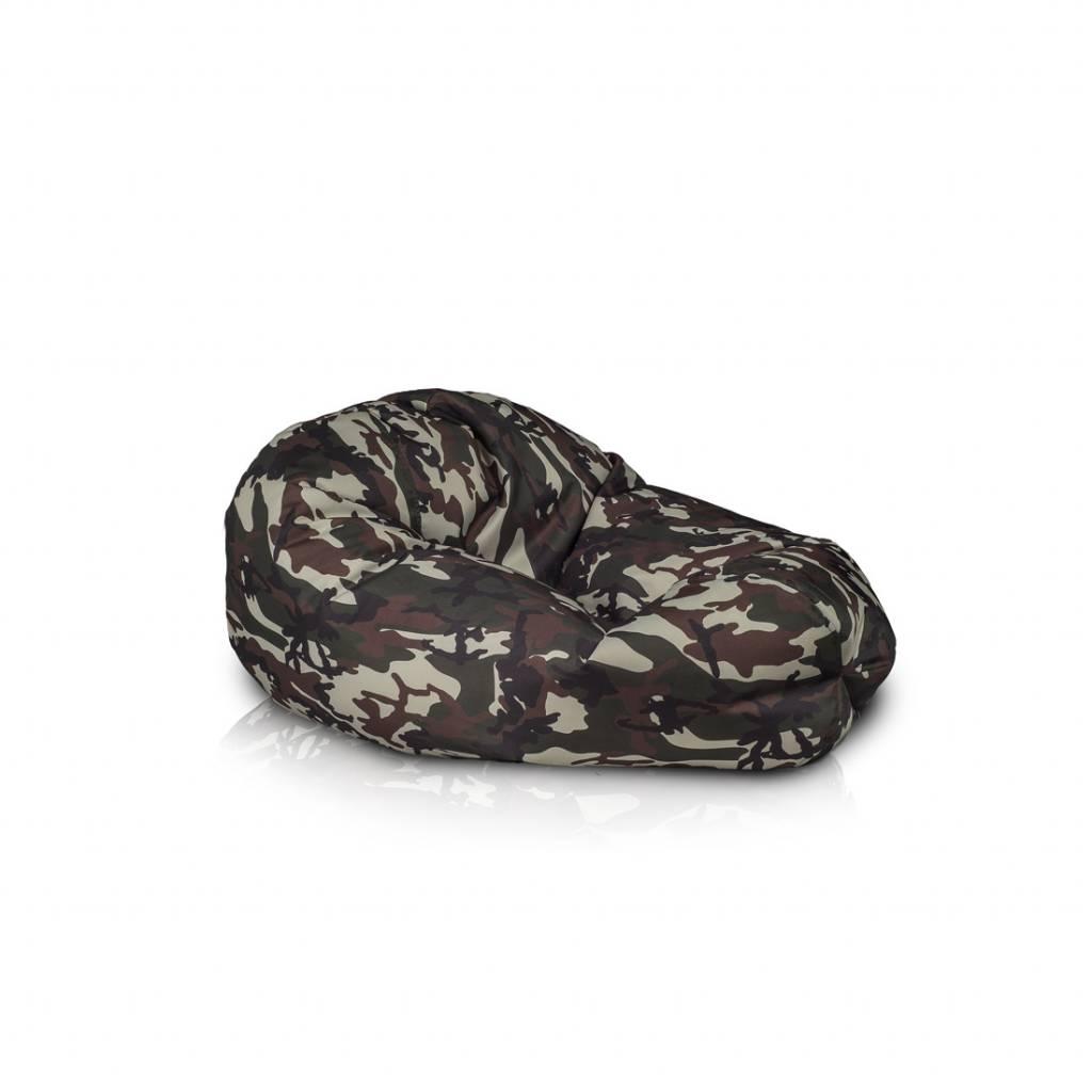 Zitzak Leger Groen.Bomba Relax Zitzak Camouflage Zitzakcenter
