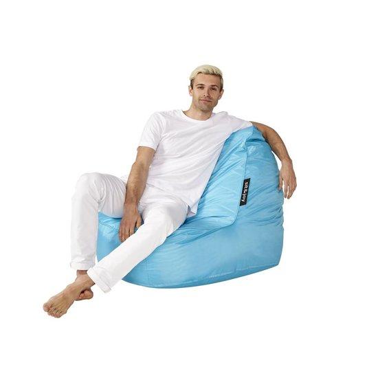 Aqua Blauwe Zitzak.Sit Joy Zitzak Senza Aqua Blauw Zitzakcenter