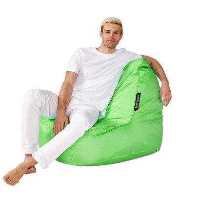Sit&Joy Sit&Joy zitzak Senza Lime groen