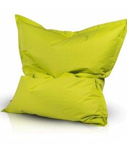 Bomba Basic zitzak lime groen