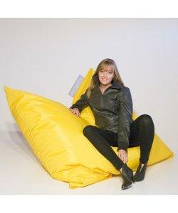 Fredsack Basic zitzak geel