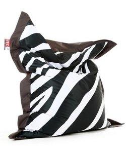 Red Label zitzak Zebra