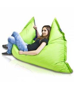 Bomba Colori Zitzak Kind groen/paars 100x140cm
