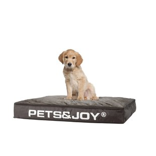 Hondenkussen Pets&Joy taupe