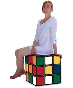 Fredsack Hocker Rubik's Cube