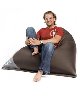 Sit on It Try Angle XL chocolat brown
