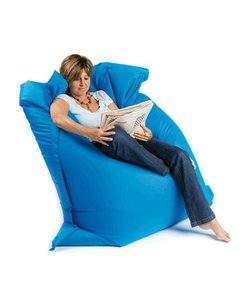 Sit on It zitzak electric blue