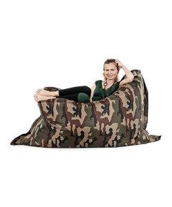 Sit Joy Zitzak Camouflage.Collectie Zitzakcenter