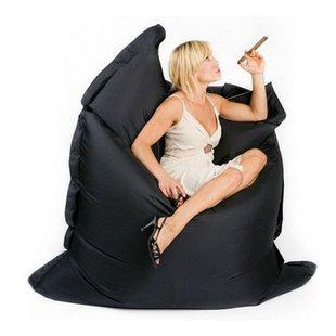 Sit on It zitzak sophisticated black