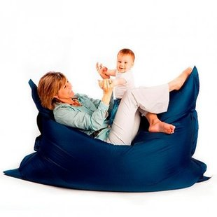 Sit on It zitzak classy blue