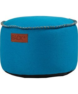 SACKit RETROit Canvas Drum poef