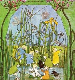 Sybille von Olfers, Het verhaal van de Wortelkindertjes