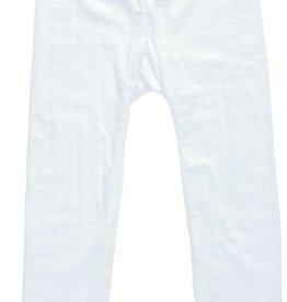 JOHA Joha Meisjes Legging met kant wol/zijde 26491
