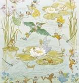 Molly Brett, Fairies and Waterlillies PCE 062