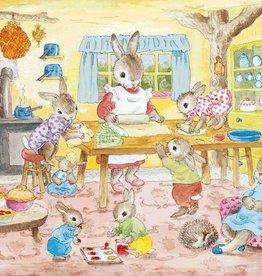 Jean Gilder, Mrs Bunny's Baking Day PCE 121