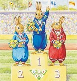 Audrey Tarrant, Rabbit Olympic Events PCE 159