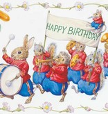 Audrey Tarrant, Happy Birthday - Animal brass band PCE 164