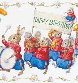 Audrey Tarrant, Happy Birthday - Animal brass band PCE 164