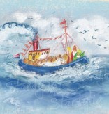Marjan van Zeyl, Stoomboot met Sinterklaas (404)