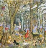 Poster Molly Brett, Fairy Tale Wood MAS 875