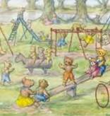 Poster Molly Brett, Teddy Bear's Playtime MAS 471