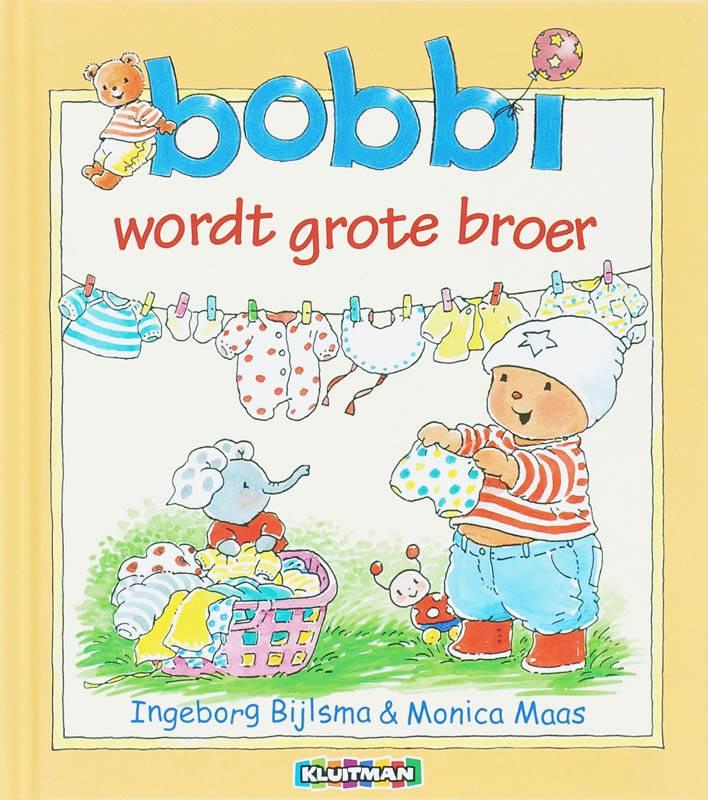 Ingeborg Bijlsma, Bobbi wordt grote broer