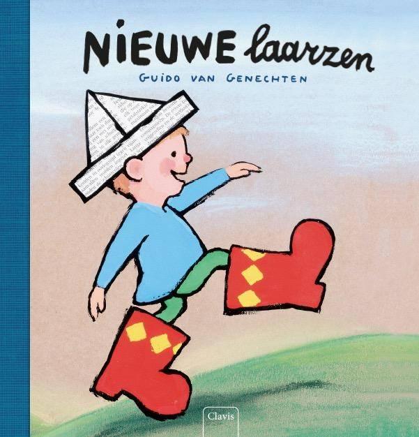 Guido van Genechten, Nieuwe laarzen