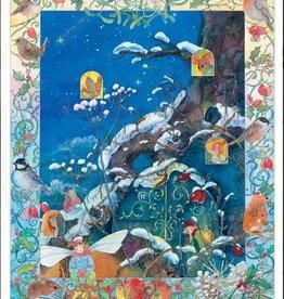 Adventkalender Kerstmis in Elfenland