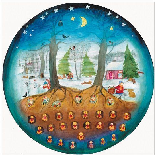 Adventkalender Eva-Maria Ott-Heidmann